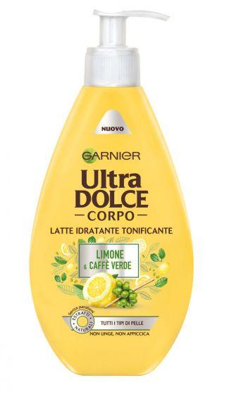 Garnier Ultra Dolce Corpo Latte idratante