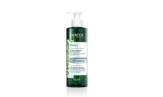 Shampoo purificante Dercos Nutrients Vichy