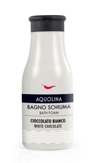 Bagnoschiuma Cioccolato bianco Aquolina