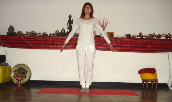 Iniziare dalla postura
