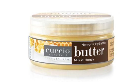 Burro Latte e miele Cuccio Naturale