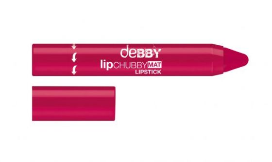 Lip Chubby Mat rossetto Debby