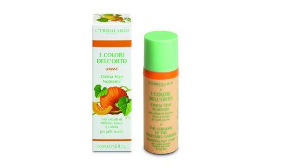 Crema viso Nutriente I colori dell'orto L'Erbolario