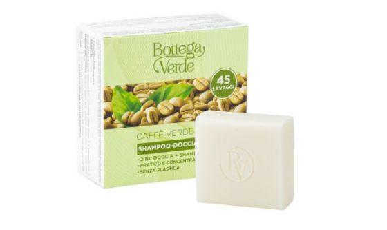Shampoo-doccia solido Bottega Verde