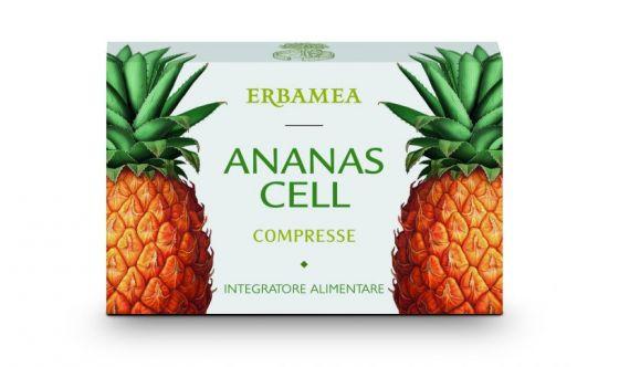 Ananas Cell compresse Erbamea