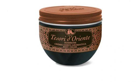 Crema corpo aromatica Hammam Tesori d'Oriente