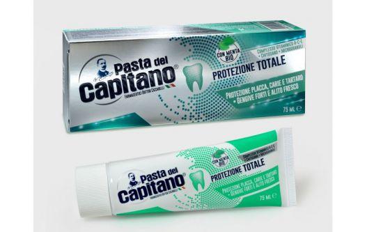 Dentifricio Protezione totale Pasta del Capitano