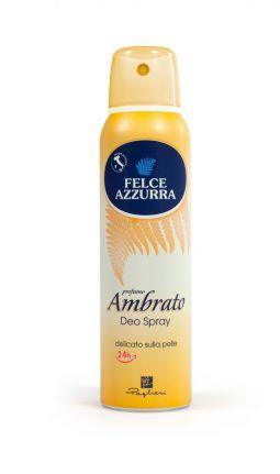 Deo Spray Ambrato Felce Azzurra
