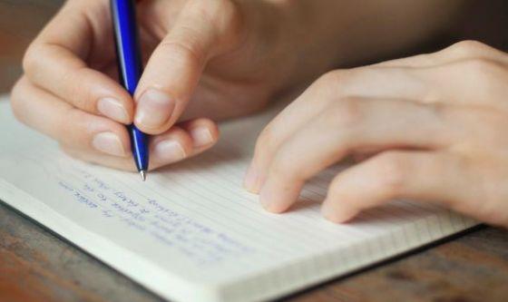 Fare un elenco di frasi per alimentare la motivazione