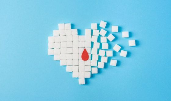 Lo zucchero in eccesso causa il diabete