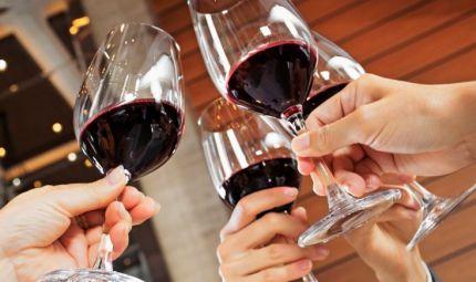 dieta e vino rosso