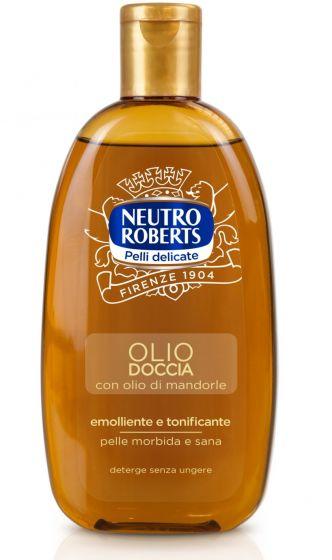 Olio doccia Olio di mandorle Neutro Roberts