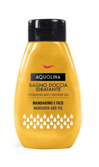 Bagnodoccia idratante mandarino e fico Aquolina