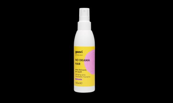 Lo spray districante per i capelli