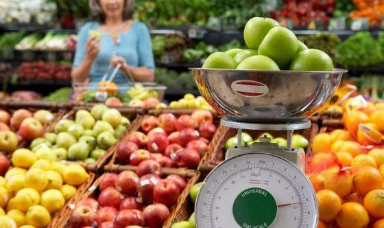 Il peso degli alimenti