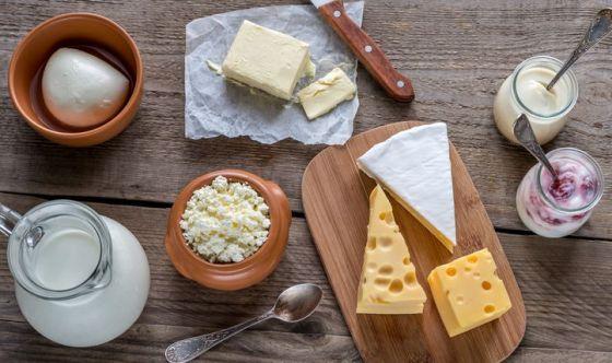 Donne e latticini: un rapporto importante