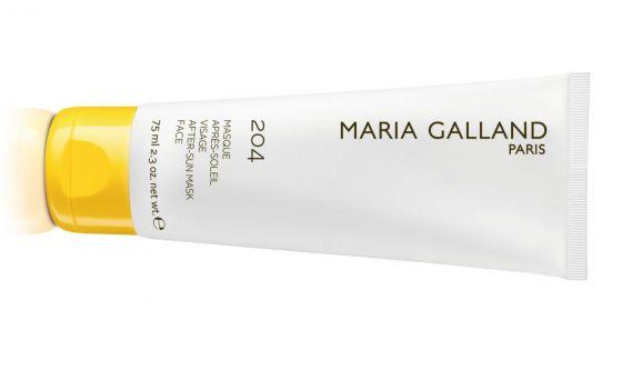 Masque Après Soleil Maria Galland