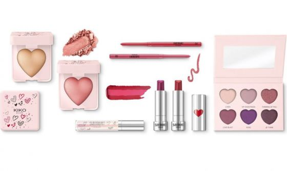 Kiss Me Sweetheart Valentine Collection 2019 Kiko