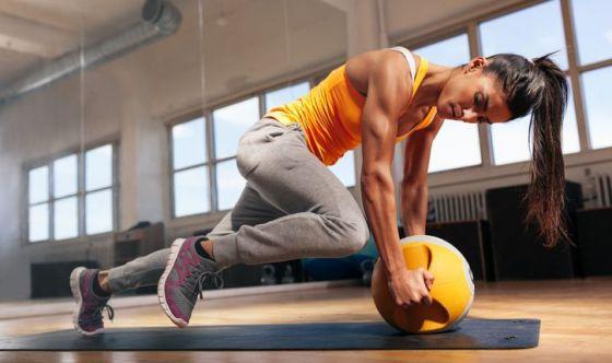 L'attività sportiva libera le endorfine