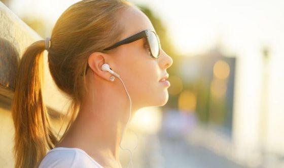 La musica favorisce il rilascio delle endorfine