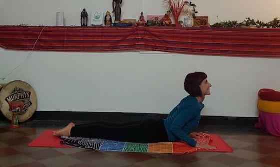 Lo yoga per il terzo chakra
