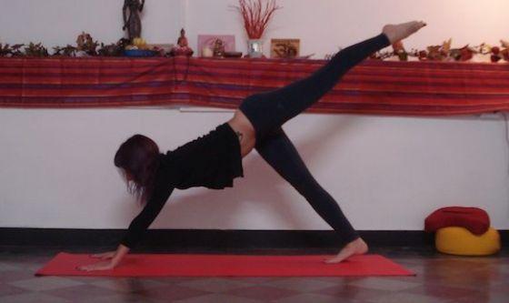 Modellare gambe e schiena col Pilates