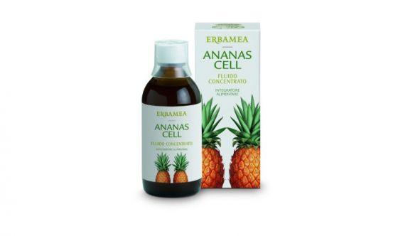 Ananas Cell Fluido concentrato Erbamea