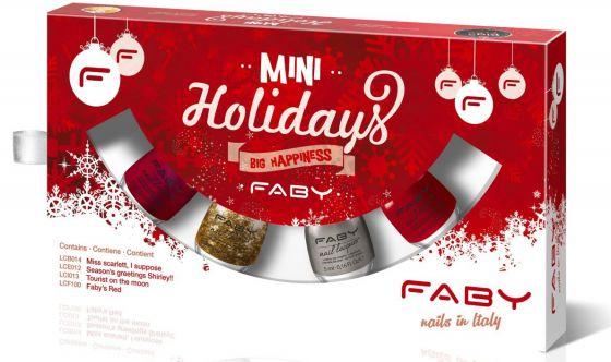Mini Holidays Kit Faby