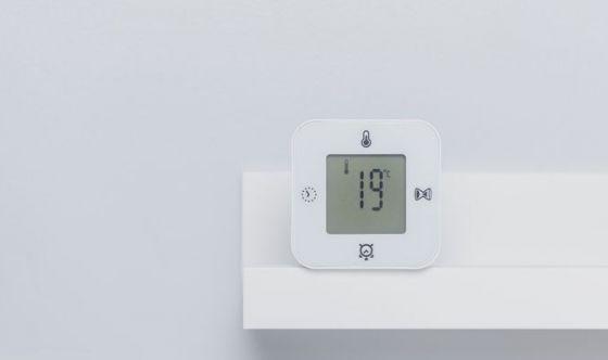 Temperatura della camera da letto