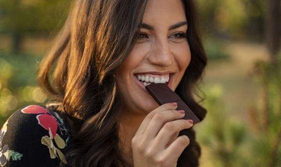 Cedere alla tentazione del cioccolato