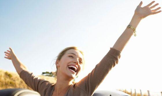 7 tratti delle persone felici