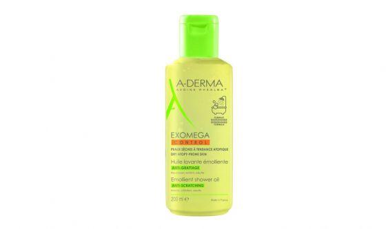 Olio lavante emolliente Exomega Control A-Derma