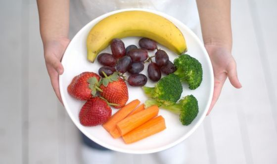 Mangiare bene anche dopo aver raggiunto il peso forma