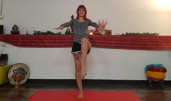 Equilibrio e forza col Pilates