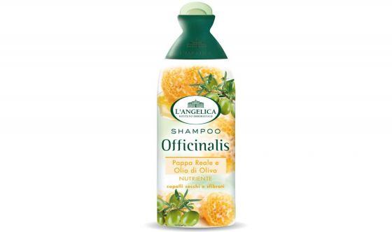 Shampoo nutriente Officinalis L'Angelica
