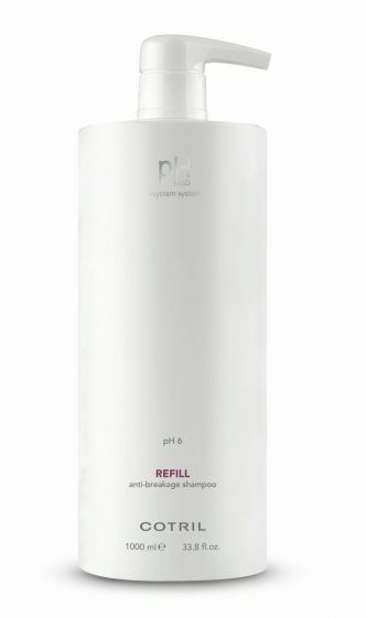 pH Med Refill Anti-breakage Shampoo Cotril