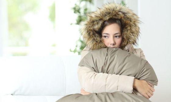 Evitare gli sbalzi di temperatura
