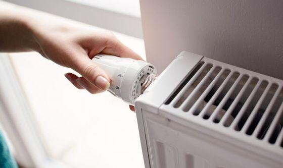 Regolare la temperatura degli ambienti interni