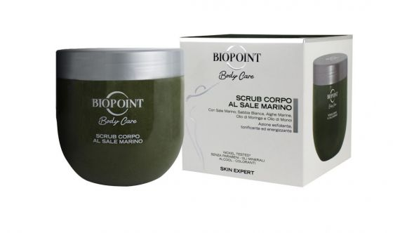 Scrub al sale marino Biopoint