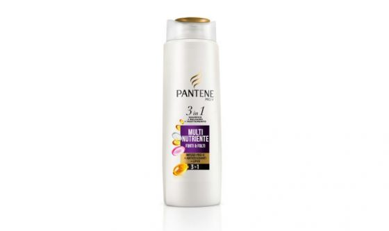 Pantene Shampoo Multi-nutriente 3 in 1
