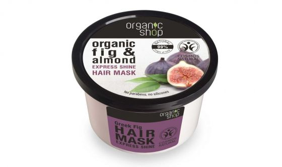 Express Shine Fig and Almond Organic Shop