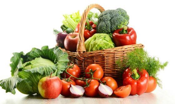 Frutta e verdura migliorano la funzione respiratoria