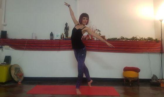 L'allenamento delle ballerine
