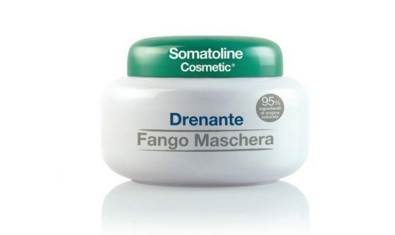 Somatoline Cosmetic Drenante Fango Maschera