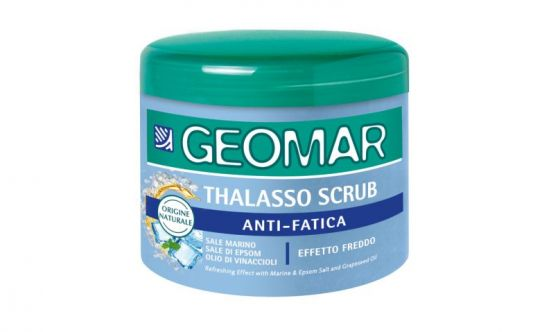 Thalasso Scrub antifatica Geomar