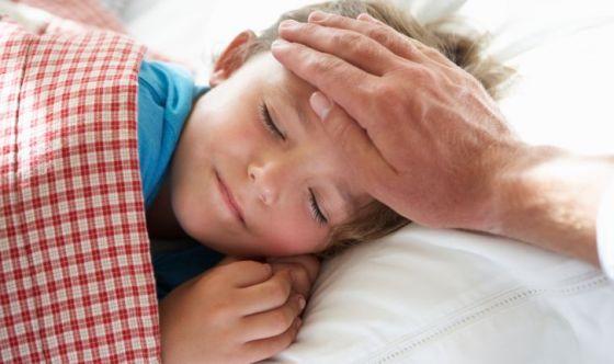 Le Linee guida sulla gestione della febbre nel bambino