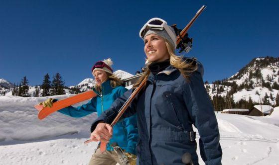 Vacanze sugli sci: quali rimedi naturali portare?