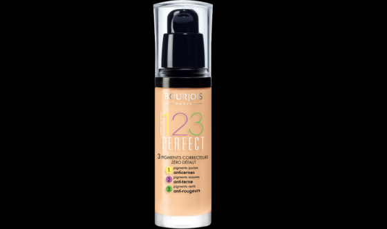 Fondotinta 123 Perfect Bourjois