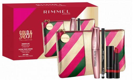 Wonder' Luxe & Lip Kit Rimmel