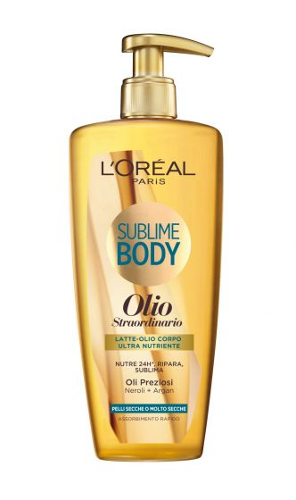 Sublime Body Olio Straordinario L'Oréal Paris